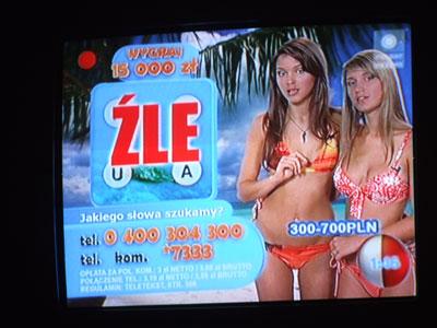 Polish infomercial