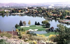 LakeRidge Golf Course No. 15
